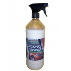 1 Litre Rapid Shine Waterless Car Wash